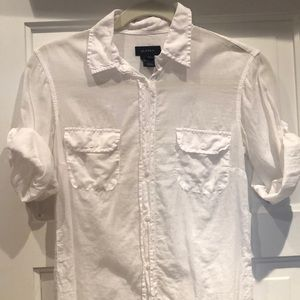 Thing white GANT blouse